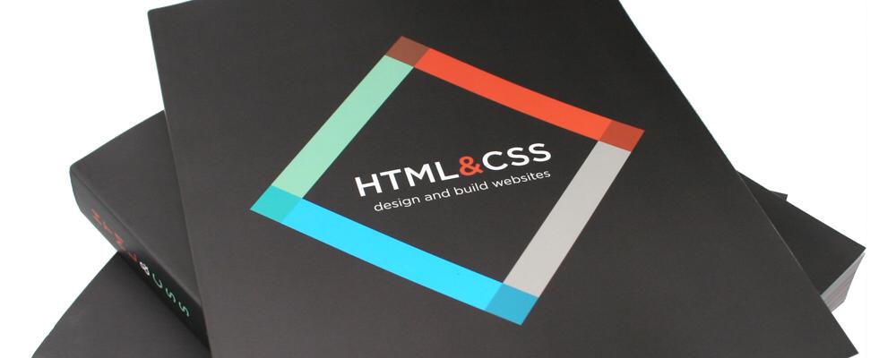 HTML & CSS Book by Jon Duckett