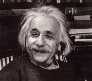 The wonderful Albert Einstein